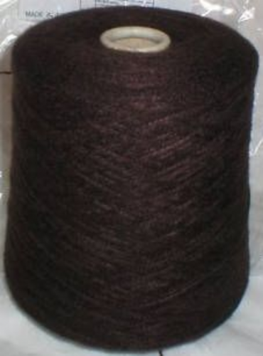 Bramwell Fine 4ply Yarn 500g - Peat Brown